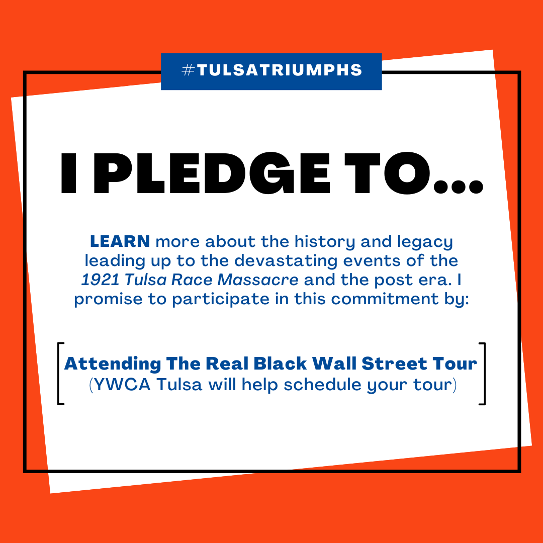 pledge graphic - black wall street tour