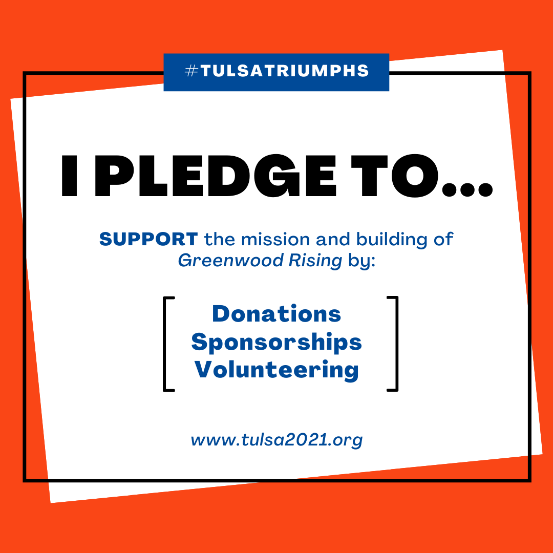 pledge graphic - greenwood rising