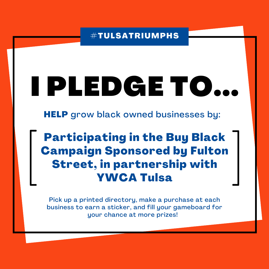 pledge graphic - black owned businesses