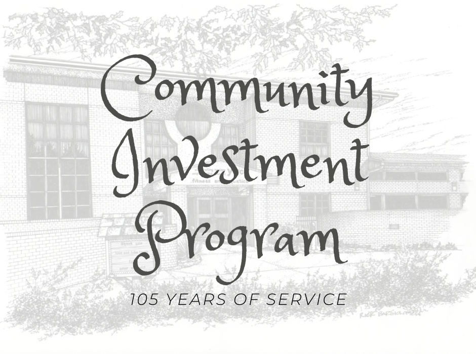 Community Investment Program